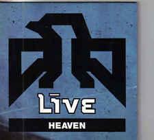 Live-Heaven Promo cd single