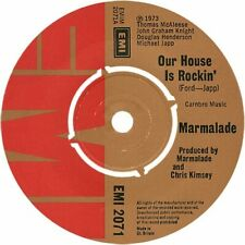 """MARMALADE - Our House Is Rockin'  - 7"""" Vinyl 45rpm"""