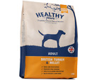 Healthy Paws Hypoallergenic Complete Dry Dog Food 12kg Adult Puppy Senior Light
