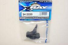 XRAY Composite Steering Block (Left) 342220 RX8