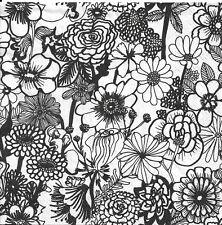 Lot de 2 Serviettes en papier Marimekko Fleurs Decoupage Collage Decopatch