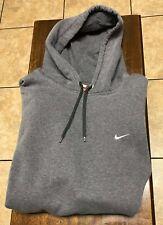 Nike L/S hooded sweatshirt size XXL gray