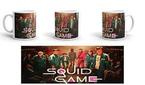 Squid Game TV - Ceramic Tea / Coffee - Mug Cup Design 2