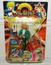 Yu-Gi-Oh! Yugioh! Joey Action Figure With Hyozanryu Card