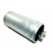 POOL PUMP - METAL ROUND RUN CAPACITOR 40µF / 40UF 400-500V 4 TERMINALS