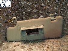 05-09 RANGE ROVER SPORT L320 2.7 N/S SUN VISOR WITH LIGHT