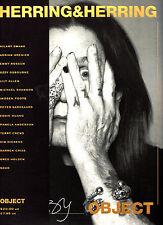HERRING & HERRING #3 Object OZZY OSBOURNE Soko IMOGEN POOTS Pamela Anderson @New