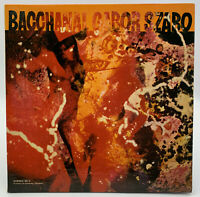 Bacchanal Gabor Szabo LP Record Still Sealed Gatefold Skye SK-3 Vintage New Jazz