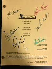 """1995 Mad About You Autographed Script #404 """"I Don't See It"""""""