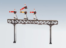 Ratio 271 N Gauge Pratt Truss Gantry Kit for Signals