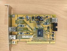 PV-VT1394 Firewire Controller (PCI), 2x outside / 1x inside / 1x front
