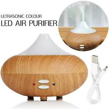 Ultrasonic 7 Color Led Essential Oil Aroma Humidifier Diffuser Air Mist Purifier