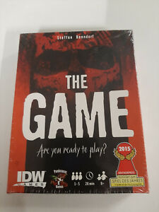The Game: Are You Ready to Play? Steffen Benndorf Cardgame SAW