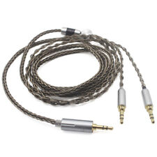 Youkamoo 3.5mm to HE4XX, HE-400i 8 Core Replacement Headphones Upgrade Cable