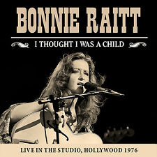BONNIE RAITT New Sealed 2020 UNRELEASED 1976 INTIMATE LIVE CONCERT CD