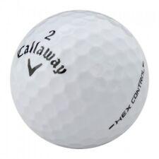 100 Callaway Hex Control Mint Used Golf Balls AAAAA