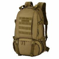 40L Tactical Military Backpack Rucksack Gear Assault Pack Camping Hunting School