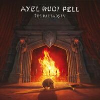 "AXEL RUDI PELL ""THE BALLADS IV"" CD NEU"