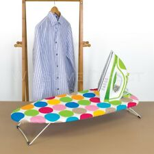 73 x 30cm Lightweight Table Top Ironing Board Clothes Laundry Iron Table Foldabl
