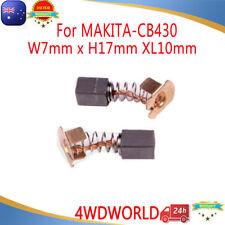 Carbon Brushes For Makita CB430 BHP460  BHR200 BGA452 LXDG01 LXDG01Z Grinder OZ