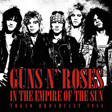 Guns N Roses - Empire of The Sun 2x Grey Coloured Vinyl LP Appetite Destruction