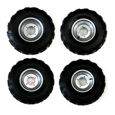 4PLY Tyres + Rims ( 4 Holes ) 19x7-8 Front + 18x9.50-8 Rear Chinese Quad Bike