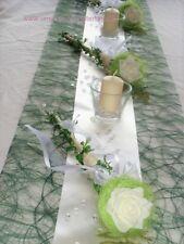 Hochzeitstisch Dekorationen In Grun Gunstig Kaufen Ebay