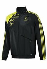 Adidas Mens Jacket Predator UEFA Football Black Training Champions League Large