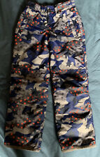 Mini Boden Boys Waterproof Insulated Trousers Ski/Outdoors Age 9-10