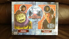 MARVEL FAMOUS COVERS CLASSIC TOAD MOVIE TOAD X MUTATIONS 2000 TOY BIZ