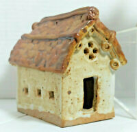 Rare Windy Meadows Pottery Village Collection 70's Vintage Jan Richardson OOK