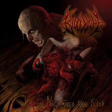 BLOODBATH - Nightmares Made Flesh LP BLUE VINYL LTD 200 hypocrisy death entombed