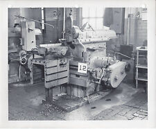 1950 PHOTO CARNEGIE STEEL YOUNGSTOWN OH/OHIO PLANT INDUSTRIAL MACHINERY 12