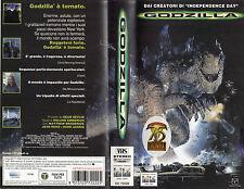 Godzilla (1998) vhs COLUMBIA