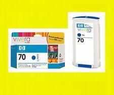 original Cartucho impresión HP 70 azul / azul DESIGNJET Z3100 / Z3200 C9458A