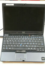 HP Compaq 2510p notebook portátil/Intel Centrino/vista Key