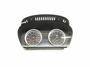 BMW E60 M5 M6 Speedometer Instrument Cluster Gauge MPH 62117837868