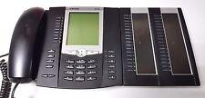 Aastra 6775 DeTeWe OP 75 T-Com ComfortPro P50 Systemtelefon+M671 KeyExtensionTop