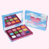 AUTHENTIC LIME CRIME 10TH BIRTHDAY LIMITED EDITION EYESHADOW FACE PALETTE SET LE
