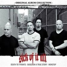 SICK OF IT ALL (ALT ROCK) - ORIGINAL ALBUM COLLECTION NEW CD