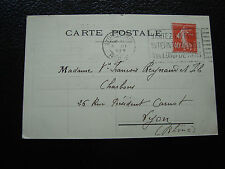 FRANCE - carte 1927 (cy35) french