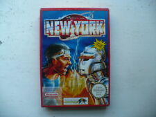 NES PAL-A Action in New York CIB game