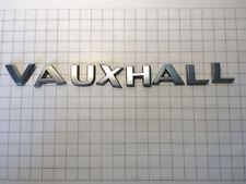 B221- VAUXHALL Tailgate / Boot   Badge / Decal / Emblem