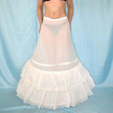 schwingender REIFROCK* S Tüllrock* Hochzeit Unterrock* Maxirock* Petticoat, TüTü