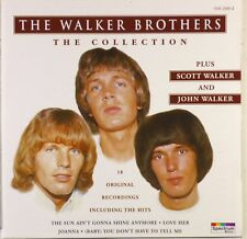 CD - The Walker Brothers - The Collection - A5476 - booklett