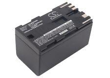 7.4V battery for Canon XH G1, XF305, XF100, XL1S, XL2, XH A1, XL H1 Li-ion NEW