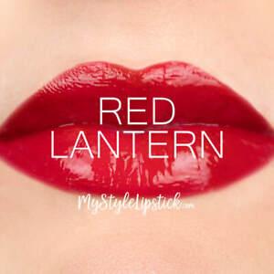 SeneGence LipSense Red Lantern Liquid Lip Color - Full Size - .25 fl oz