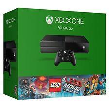 Xbox One 500GB Console The Lego Movie Very Good 3Z