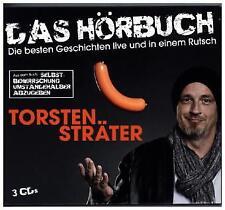 Das Hörbuch - Live | Torsten Sträter | 2015 | deutsch | NEU