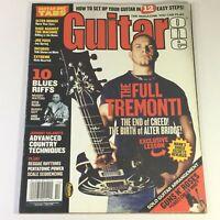 Guitar One Magazine October 2004 - Mark Tremonti, Muddy Waters and Otis Rush